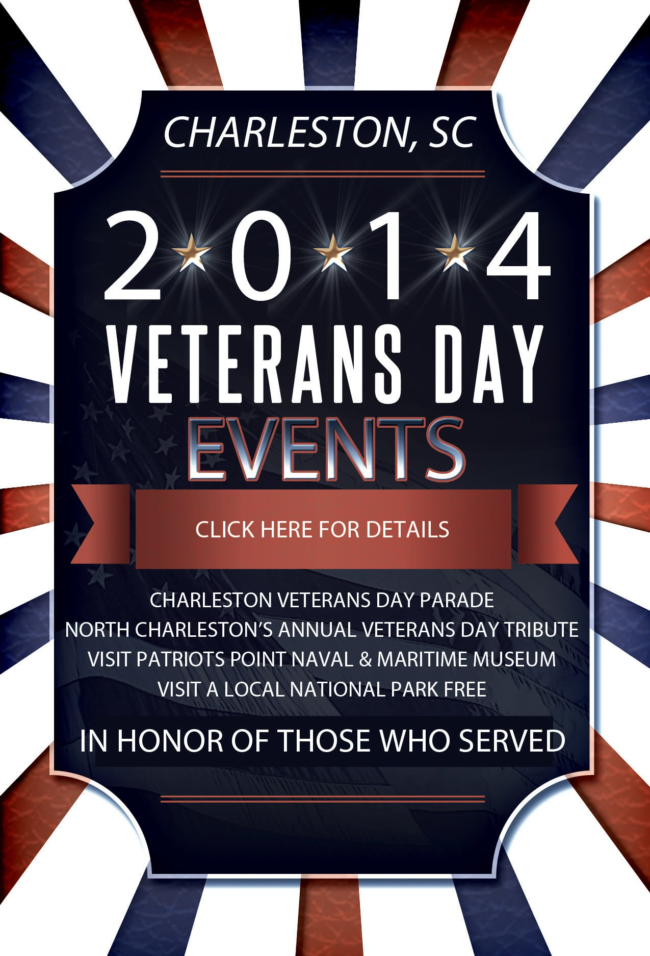 Veterans Day Events Charleston 2014 Veterans Day Parade