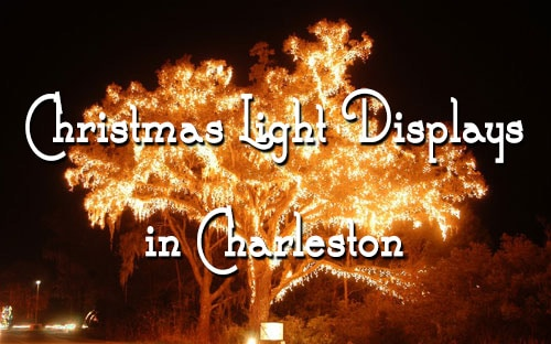 christmas light displays in charleston south carolina