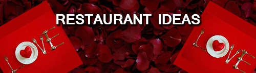 great valentines restaurant ideas