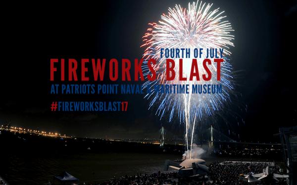 fireworks charleston 2018