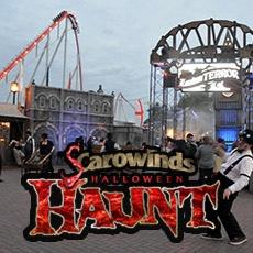 Scarowinds Halloween Haunt