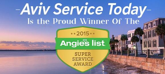 Aviv Angies List Winner 2015