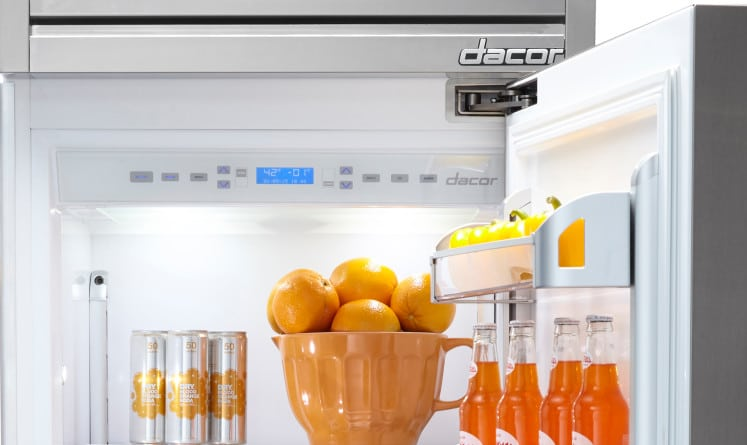Dacor Discovery Refrigerator Review