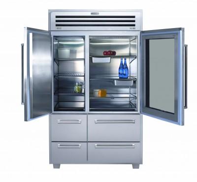 sub-zero pro 48 refrigerator review