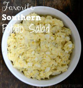 Southern Potato Salad Classic