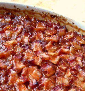 baked beans mandy