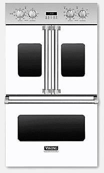 Viking frech door baking oven
