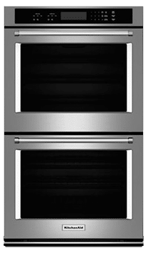 kitchenaid dual oven