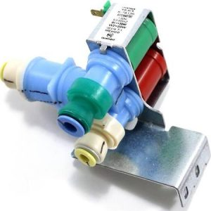 common refrigerator replacement parts water inlet valve