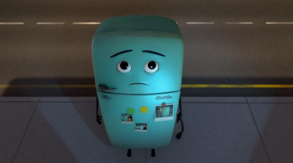sad refrigerator