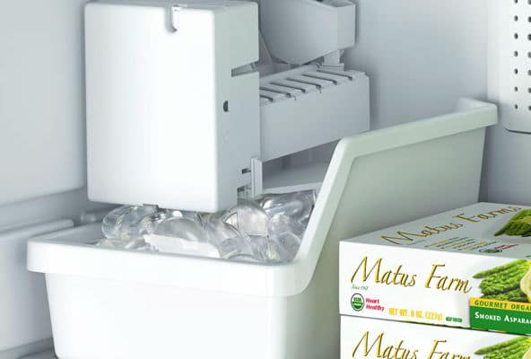 How long does it take an ice maker to fill?