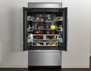 jenn air smartphone fridge