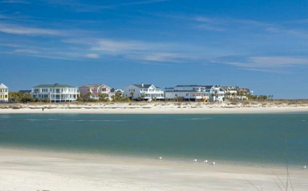sullivan island sc beach towns near charleston