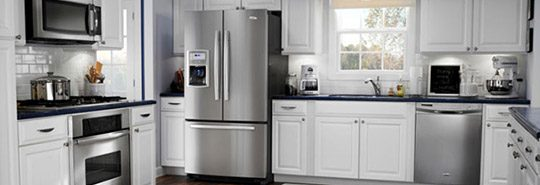 What to do with old appliances