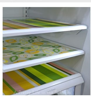 refrigerator organization ideas