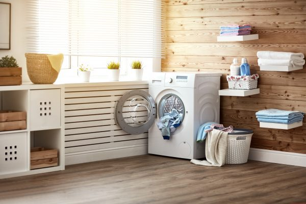 laundry room cleaning tips