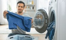 washer leaving clothes too wet