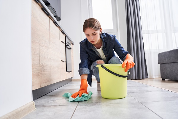 prevent water damage from appliances